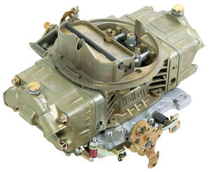 1961-1973 LeMans Carburetor, 4150 Secondary Manual Choke W/Mechanical Secondaries 600 CFM, by Holly