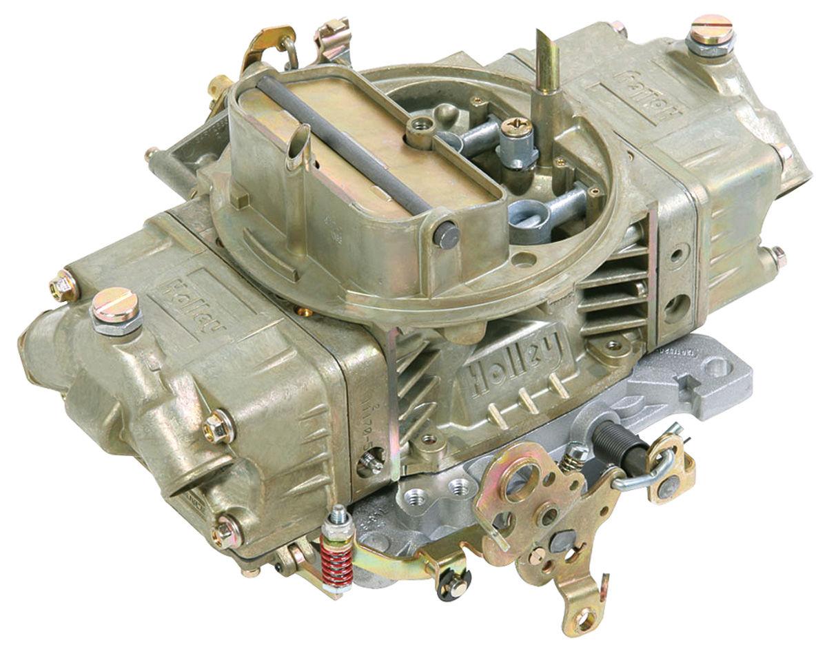 Photo of Carburetor, 4150 Secondary Manual Choke W/Mechanical Secondaries 650 CFM