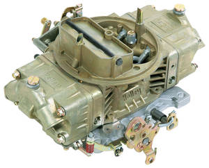 1978-88 El Camino Carburetor, 4150 Secondary Manual Choke W/Mechanical Secondaries 750 CFM
