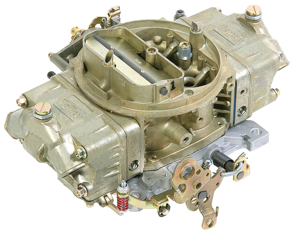 Photo of Carburetor, 4150 Secondary Manual Choke W/Mechanical Secondaries 850 CFM