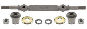 1978-88 Monte Carlo Control Arm Bushing & Shaft Kit; Upper