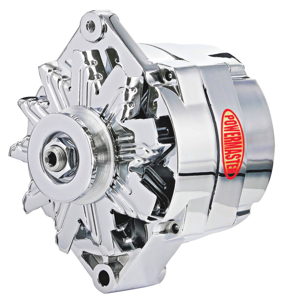 Photo of Alternator, Performance 10si (85-Amp, Int. Reg.) chrome