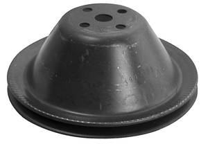 Water Pump Pulley, 1964-68 Small-Block GM single groove