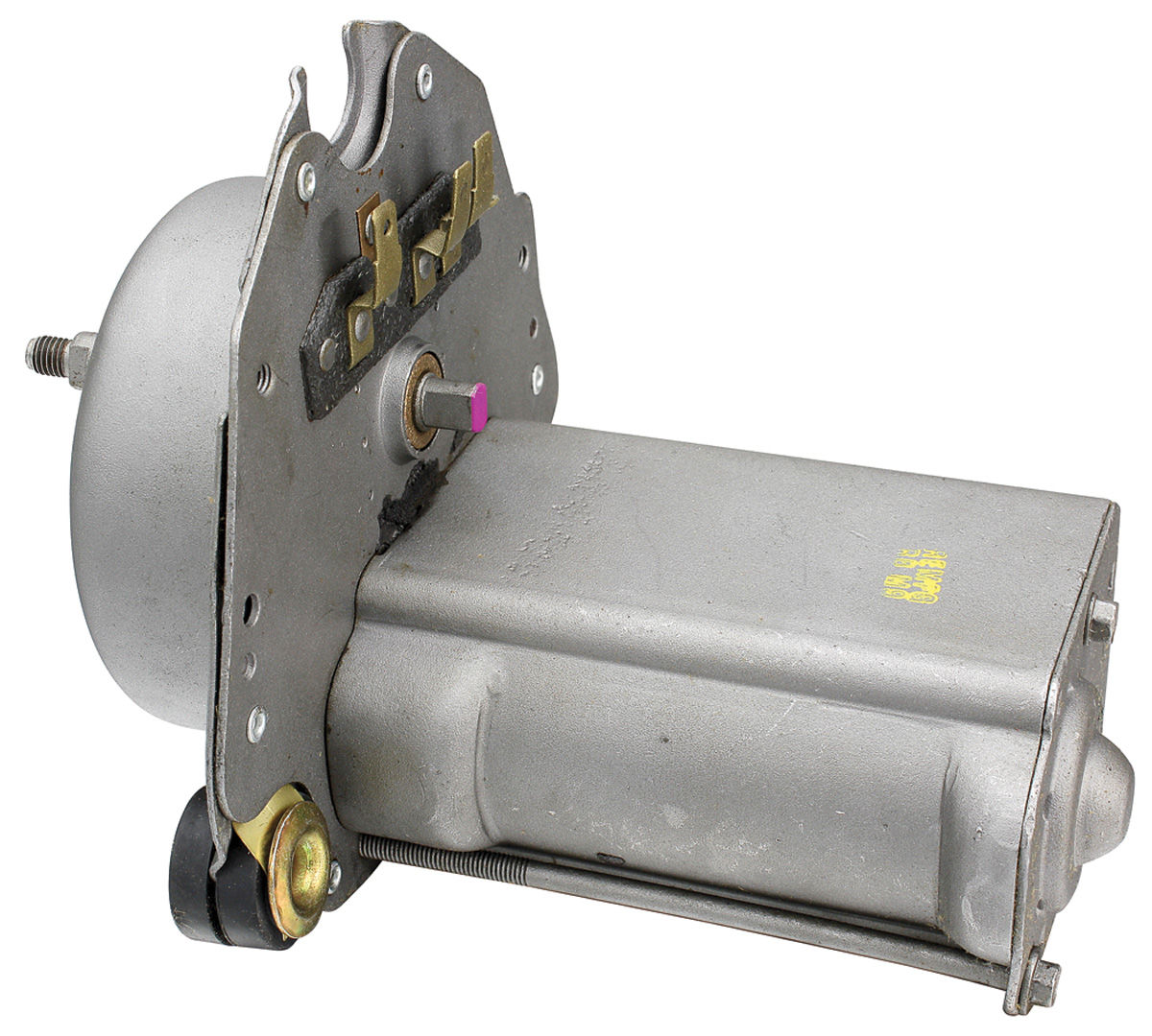 1964-67 GTO Wiper Motor Assembly Remanufactured 2-Speed ...