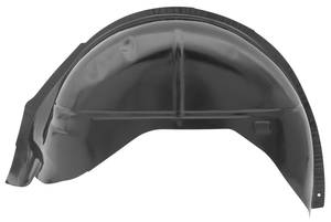 1968-72 Tempest Wheelhouse, Steel Rear Inner