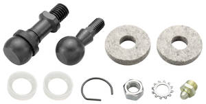 1978-1981 Monte Carlo Bellcrank Rebuild Kit, by RESTOPARTS