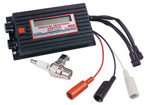 1978-1988 Monte Carlo Ignition Tester, Digital, by MSD