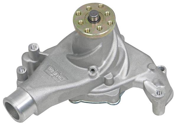 Photo of Water Pump, Aluminum Small Block, long pump