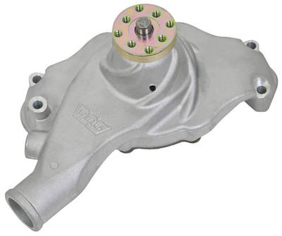 1964-1968 Chevelle Water Pump (Aluminum) Short Big Block, by Holly