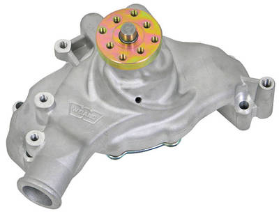 1969-77 Chevelle Water Pump (Aluminum) Long Big Block, by Holly