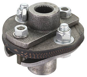 "1964-68 Chevelle Steering Column Accessory Rag Joint 3/4"" 30-Spline Manual Steering, by ididit"