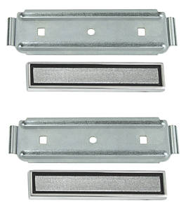 1966-1966 Chevelle Seat Cover Emblems
