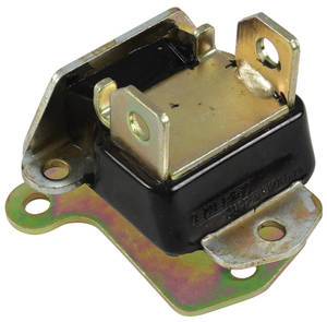 1968-72 Chevelle Motor Mount - Mounts To Block (Polyurethane), by Energy Suspension