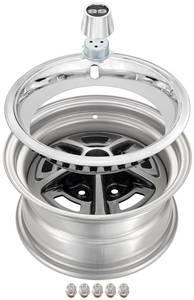 "1969-70 El Camino Wheel Kit, Super Sport 14"" X 7"""