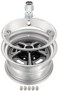 "1969-1970 El Camino Wheel Kit, Super Sport 15"" X 7"""