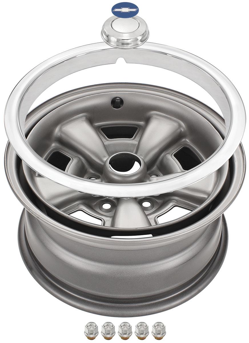 "Photo of Wheel Kit, Super Sport 15"" x 7"""