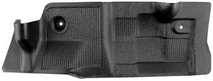 1968-72 Tempest Steering Column Cover, Firewall