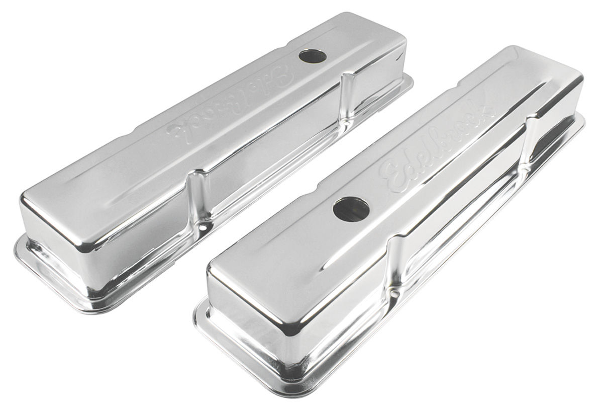Photo of Valve Covers, Signature Series (Small-Block) short