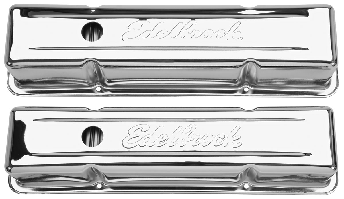 Photo of Valve Covers, Signature Series (Small-Block) tall