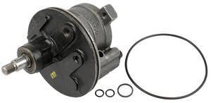 1972-1972 Cutlass Power Steering Pump (Remanufactured) w/Reservoir