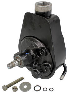1968-71 Cutlass Power Steering Pump (Remanufactured) w/Reservoir