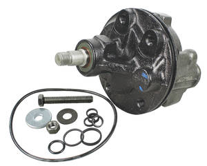 1968-74 Cutlass Power Steering Pump (Remanufactured) w/o Reservoir