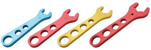 AN Fitting Wrench 4-Piece Set (#6, #8, #10, #12)