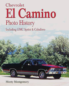 1978-1987 El Camino Chevrolet El Camino Photo History