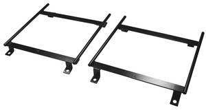 1970-72 Monte Carlo Seat Mounting Brackets, Custom (with OE Bench)