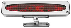 1959-77 Grand Prix Third Brake Light Polished