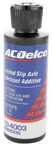 Oil & Additive, Rear End Gear Additive (4-oz.)