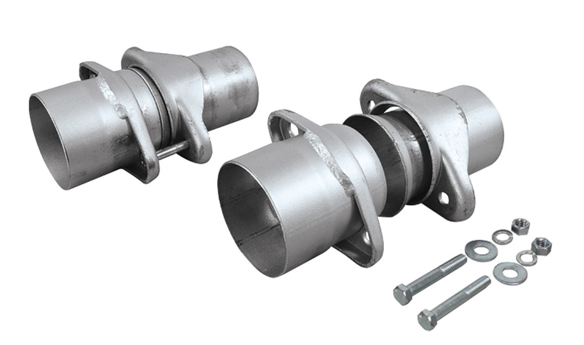 """Photo of Header Collector Ball Flange Kit 3"""" exhaust, 3-1/2"""" collector"""