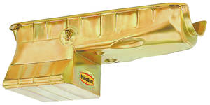 1978-1988 Monte Carlo Oil Pan, Low Profile (Big-Block) Mark IV, by MILODON
