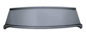 1964-1965 Chevelle Trunk & Rear Window (Between), Steel Panel Standard Duty 2-dr. Coupe (Import)