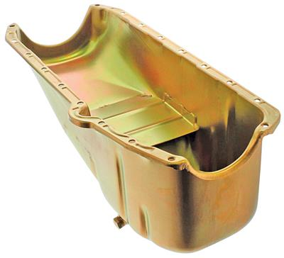 1978-1979 Monte Carlo Oil Pan, Stock Replacement Small Block, by MILODON