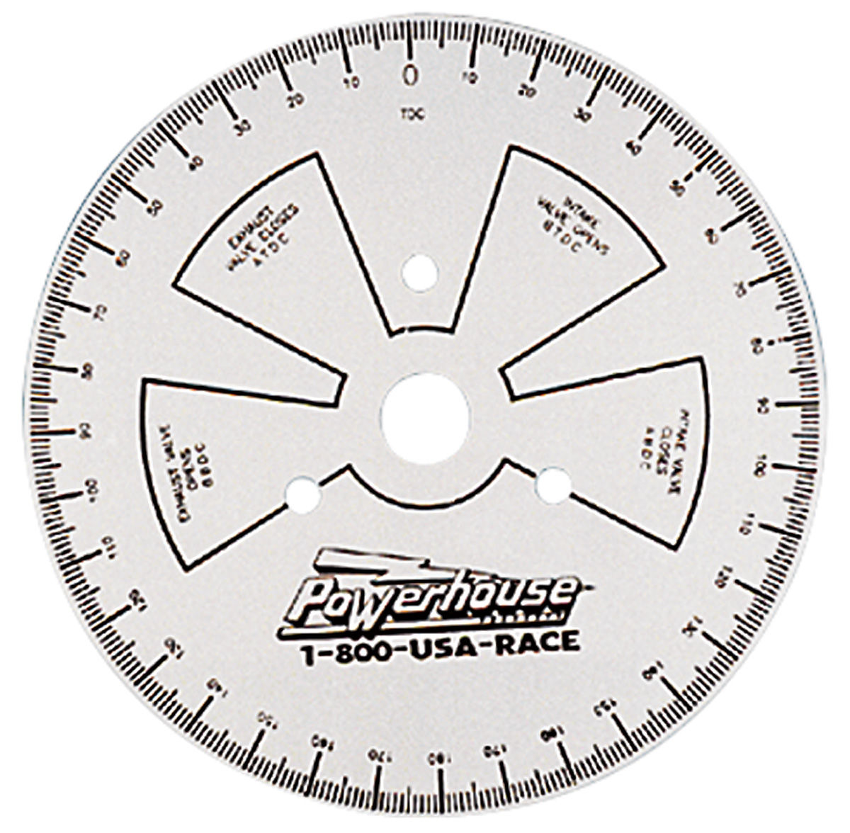 "Photo of Degree Wheel, 9"""