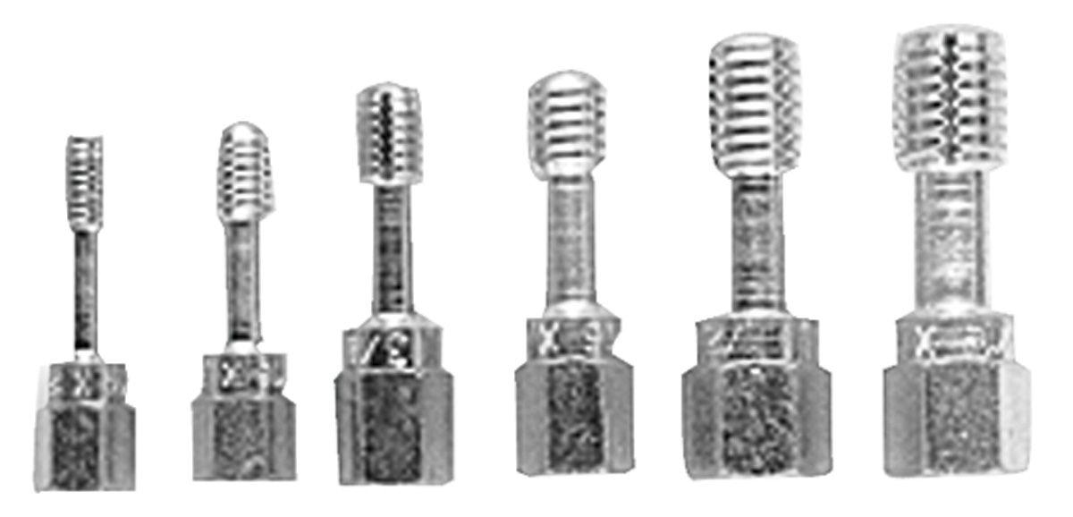 Comp Cams 1964-1977 Chevelle Thread Restorer Tap Sets