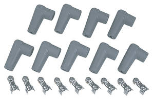 1961-73 GTO HEI Boot Set, Short