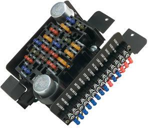 painless performance circuit fuse block 20 circuit opgi com rh opgi com  1967 buick riviera fuse box