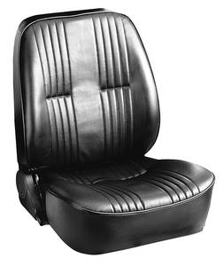 1961-77 Cutlass Bucket Seats, Custom Lowback