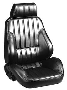 1961-73 Tempest Bucket Seats, Custom Rally