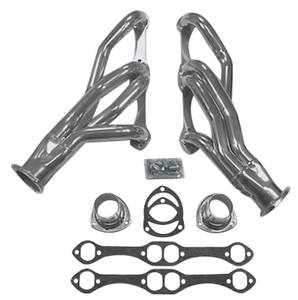 1964-1977 El Camino Headers, Performance 265-400 W/Power Brakes, W/Power Steering w/AC, AT Only (5, 36, 92, 93, 96), by Doug's Headers