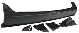 1968-69 Chevelle Tail Patch Panel Set