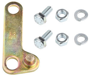Throttle Valve Cable Bracket, by Holly