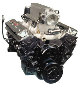 1964-77 Chevelle Crate Engine, Ram Jet 350 Complete