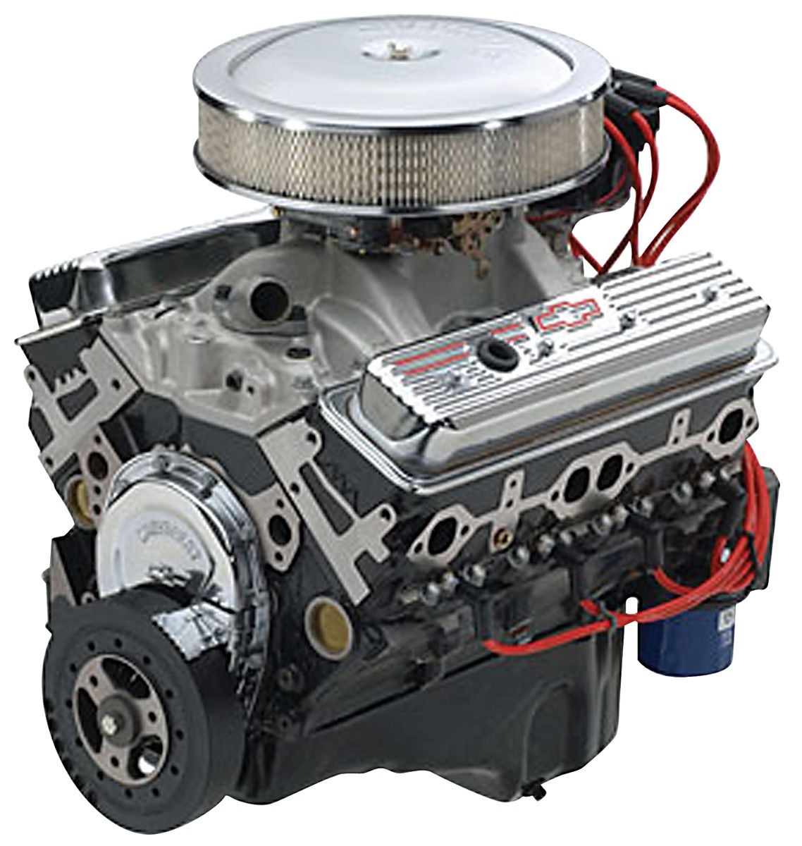 Photo of El Camino Engine, GM 350/330 HP (Complete)