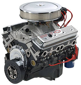 1964-77 Chevelle Crate Engine, Complete GM 350/330 HP, by GM Performance Parts