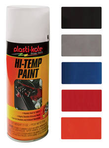 1961-73 LeMans Extreme Heat Paint White, 11-oz.