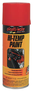 1959-77 Bonneville Extreme Heat Paint Red, 11-oz.
