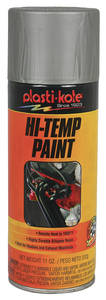 Extreme Heat Paint Aluminum, 11-oz.